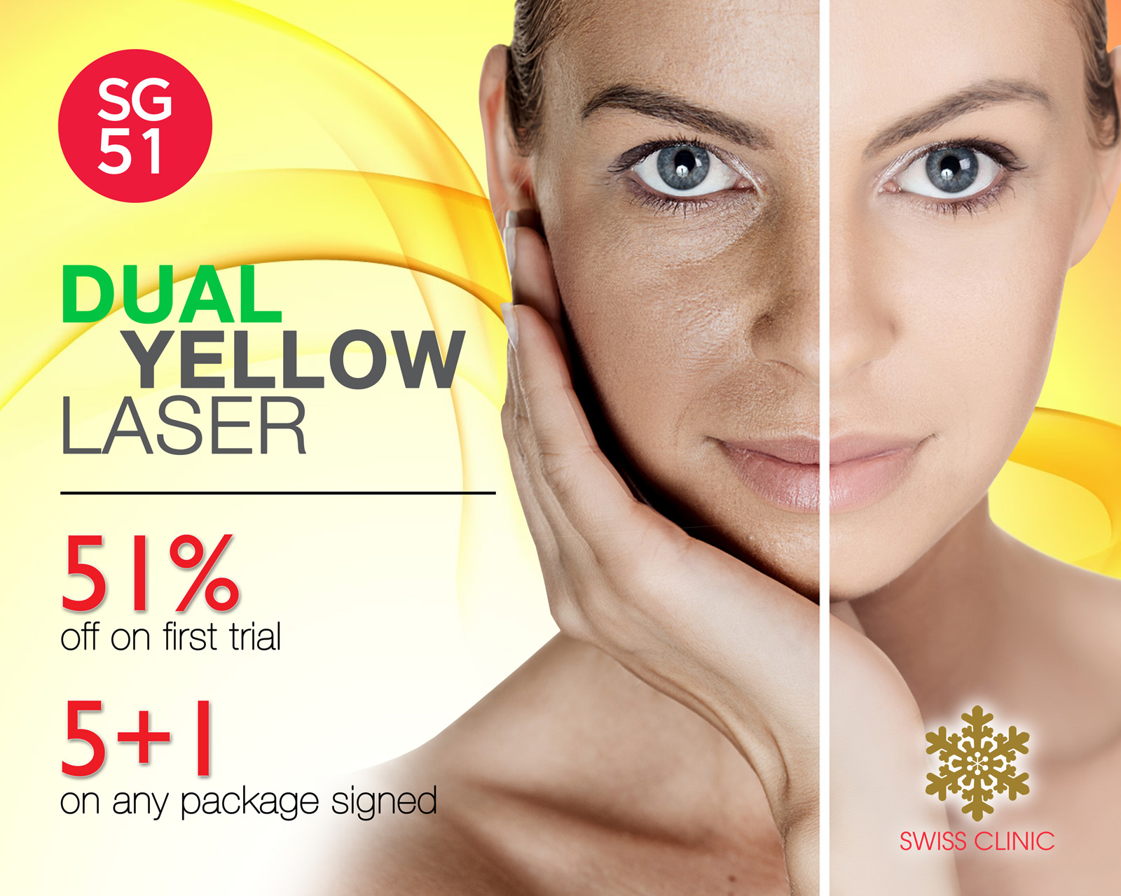 Dual Yellow Laser 4