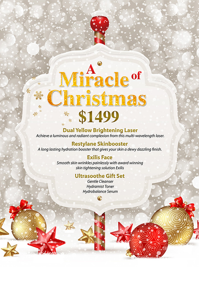 A Miracle of Christmas (Poster v2)